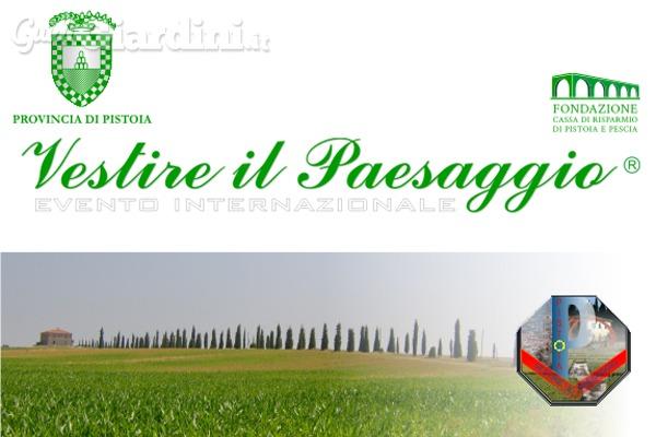 Vestire il paesaggio 2013: qualità e sostenibilità le parole d'ordine