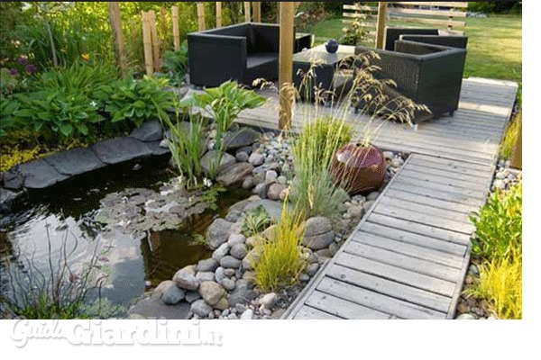 Pietre e ciottoli le nuove protagoniste dei giardini for Dove comprare giardino zen da tavolo