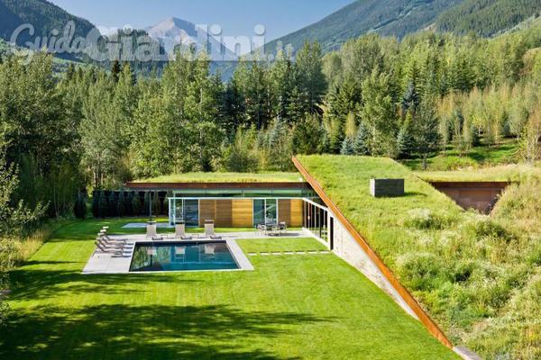 Architettura bioclimatica e giardini bioclimatici