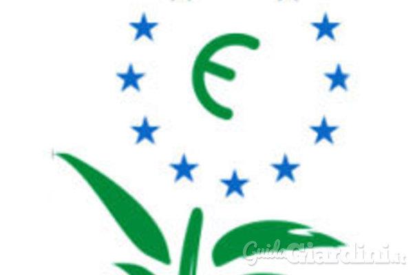 Il fiore che certifica i prodotti per il giardinaggio ecologico