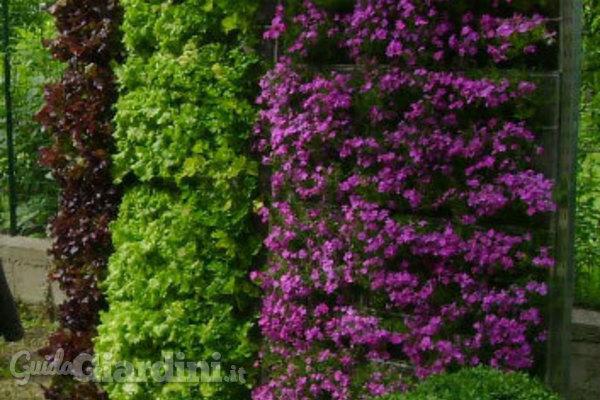 I giardini verticali - Pannelli per giardini verticali ...