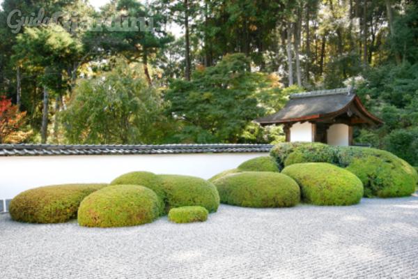 Come creare un giardino zen - Realizzare un giardino ...