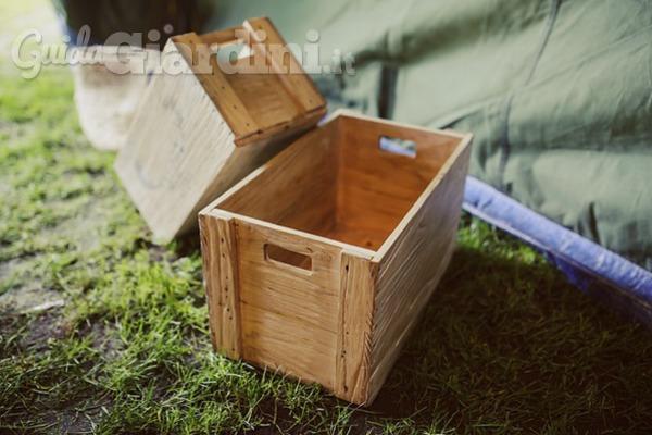 Fai da te e riciclo creativo per il tuo giardino