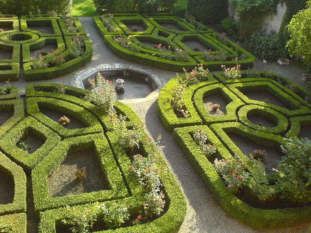 la geometria perfetta del giardino all'italiana - guidagiardini.it - Piccolo Giardino Allitaliana