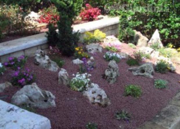 Giardini rocciosi giardino roccioso sogno immagine spaziale - Creare giardino roccioso ...