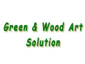 Green & Wood Art Solution