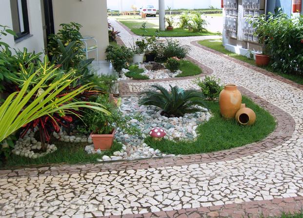 Immagini di les fleurs - Il giardino roccioso ...