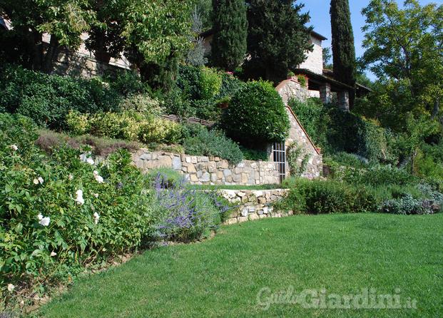 Immagini di fuoriforma - Giardino a terrazze ...