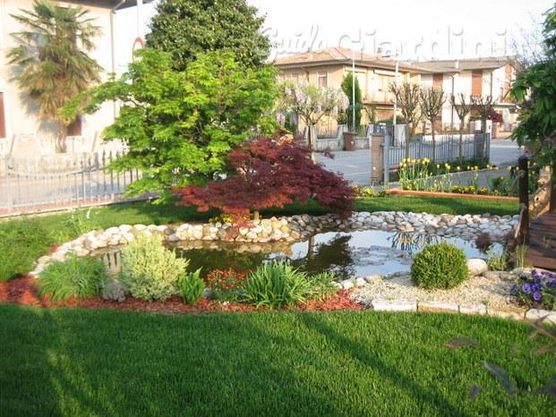 Idrogreen di palumbo marco for Costruire laghetto in giardino
