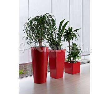 Vasi in resina for Vasi per terrazzi in resina