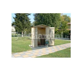 Casetta da giardino in legno modello corvara - Azienda di soggiorno corvara ...