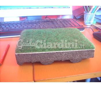 Accessori da giardino - Mattonelle in plastica da giardino ...